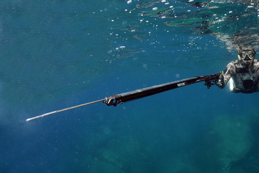Арбалет подводный 50-110 см